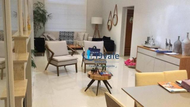 Casa com 5 dormitórios à venda, 360 m² - condomínio parque vale dos lagos - jacareí/sp - Foto 8