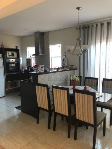 Casa à venda com 3 dormitórios em Bom jardim, Brodowski cod:V14389 - Foto 8