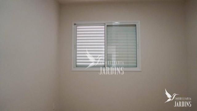 Apartamento com 3 dormitórios para alugar, 70 m² por r$ 1.400,00/mês - centro - londrina/p - Foto 6