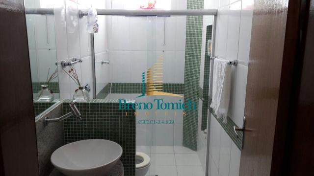 Cobertura com 3 dormitórios à venda, 313 m² por r$ 830.000 - ipiranga - teófilo otoni/mg - Foto 18