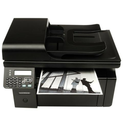Impressora Multi Funcional LaserJet M1212nf MFP