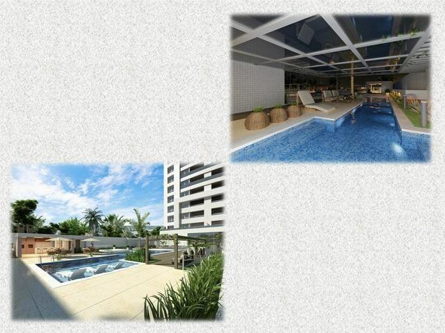 Excelente apartamento com 3 suítes em lagoa nova - Foto 11