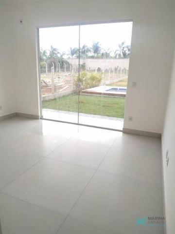 Casa com 2 dormitórios à venda, 242 m² por r$ 1.200.000 - condomínio veredas da lagoa - la - Foto 12