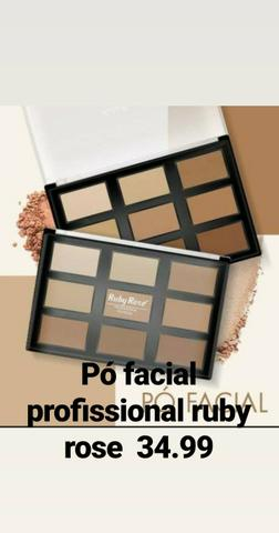 Maquiagens e cosméticos