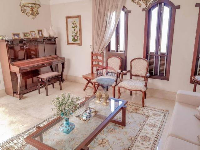 Casa com 4 dormitórios à venda, 400 m² por r$ 890.000 - capim macio - natal/rn - Foto 6