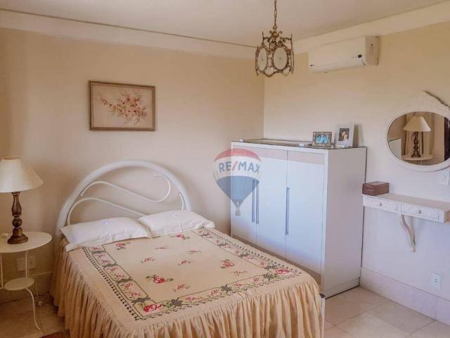 Casa com 4 dormitórios à venda, 400 m² por r$ 890.000 - capim macio - natal/rn - Foto 20