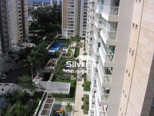 Apartamento com 2 dormitórios à venda, 90 m² por r$ 523.000 - royal park - são josé dos ca