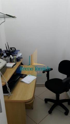 Cobertura com 3 dormitórios à venda, 313 m² por r$ 830.000 - ipiranga - teófilo otoni/mg - Foto 8