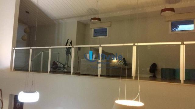 Casa com 5 dormitórios à venda, 360 m² - condomínio parque vale dos lagos - jacareí/sp - Foto 6