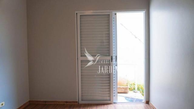 Casa com 3 dormitórios para alugar, 80 m² por r$ 1.950,00/mês - jardim presidente - londri - Foto 2