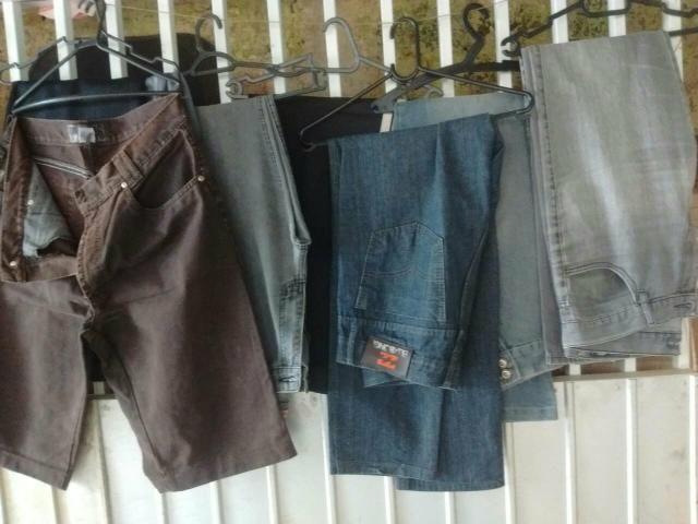 Vendo um lote de roupas e sapato para brechó em prefeito sestado - Foto 6