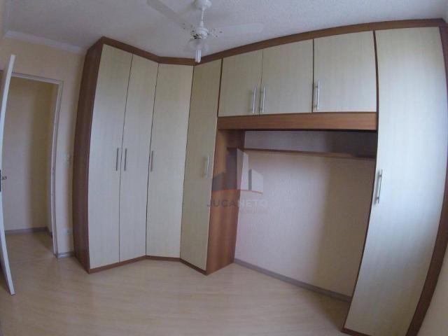 Apartamento com 2 dormitórios para alugar, 52 m² por r$ 1.350/mês - parque são vicente - m - Foto 15