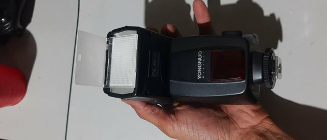 Flash speedlite yongnuo yn460-II - Foto 5