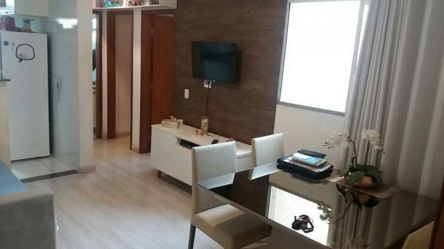 Apartamento com 2 dormitórios à venda, 52 m² por r$ 199.000,00 - manacás - belo horizonte/ - Foto 14