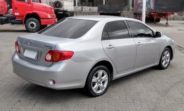 Toyota Corolla Xei 1.8 Automático 2009 Blindado - Foto 4
