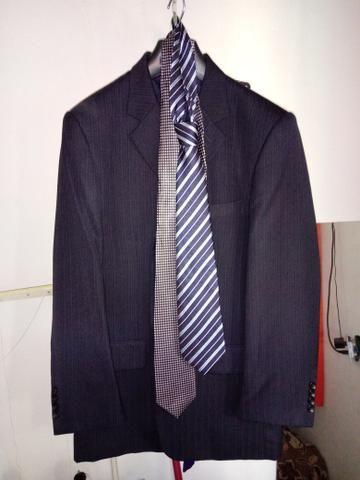 Terno (Azul Marinho)