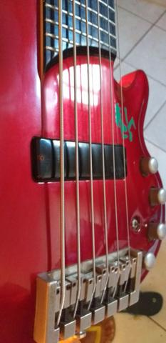 Cort custom bass - Foto 3