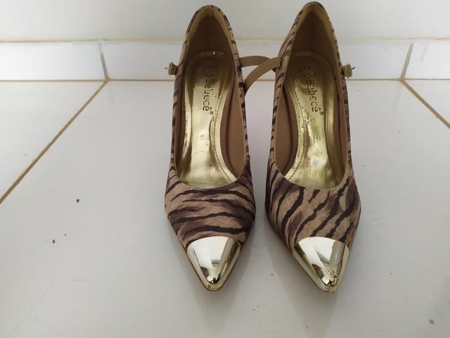 8 pares de sapato N. 39 - Foto 4