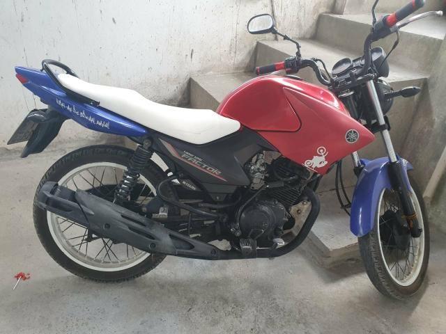 Yamaha Factor ybr 125 2012