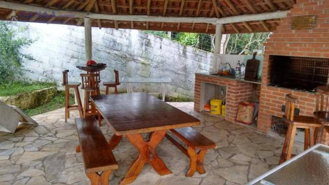 Casa com 4 dormitórios à venda, 220 m² por r$ 390.000,00 - ressaca - itapecerica da serra/ - Foto 2