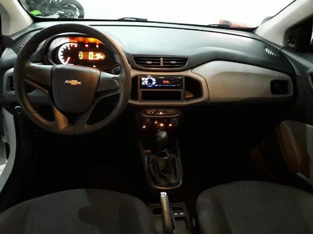 Chevrolet Onix Joy 1.0 IPVA 2020 Gratis - Foto 7