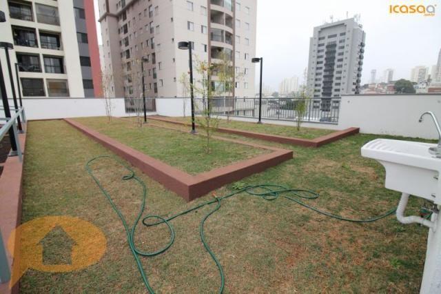 Apartamento para alugar com 1 dormitórios em Ipiranga, São paulo cod:7753 - Foto 13