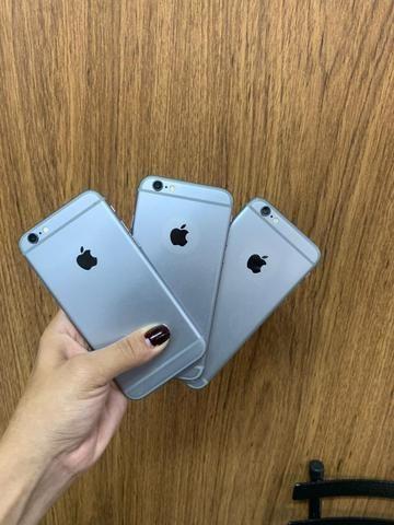 IPhone 6s 64 GB de vitrine, 100% funcionando, com 3 meses de garantia! - Foto 2