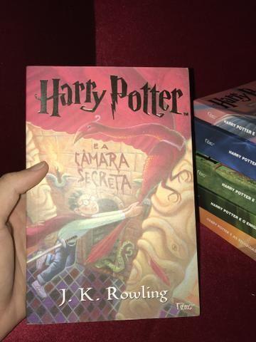 Vendo coleção de livros do Harry Potter - Foto 3