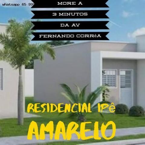 Casa para venda em várzea grande, paiaguas, 2 dormitórios, 1 suíte, 2 banheiros, 2 vagas - Foto 14