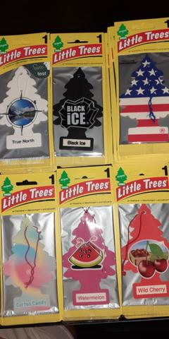 Aromatizante Little Trees- 10,00 R$