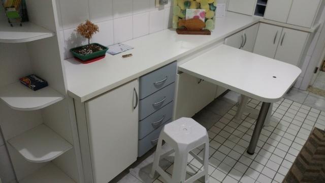 A. Excelente apartamento 3 dormitórios 110 metros av cidade jardim - Foto 13