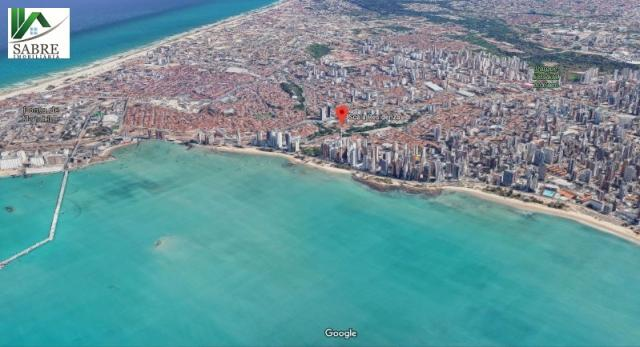 Flat frente para ao mar fortaleza - bairro mucuripe, fortaleza - ce - Foto 3