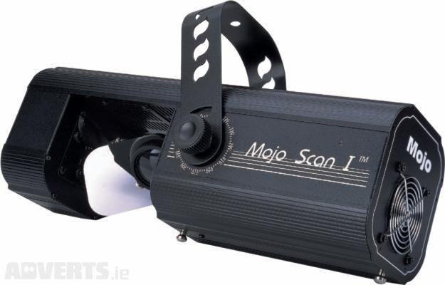Iluminação Moving Scan - Mojo Geni (Duas Unidades)