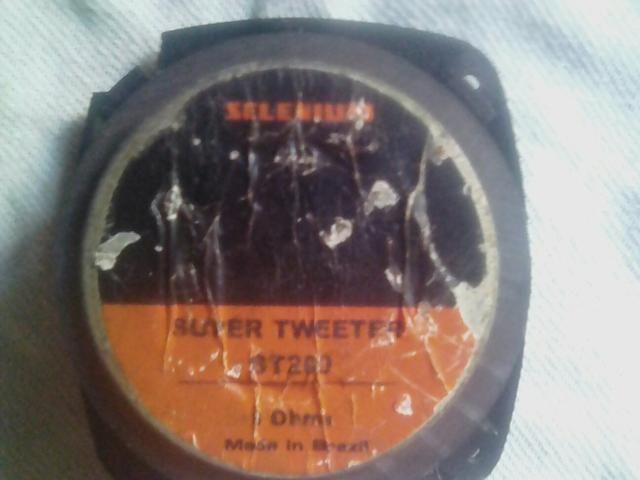 Tweeter e cornetas - Foto 2