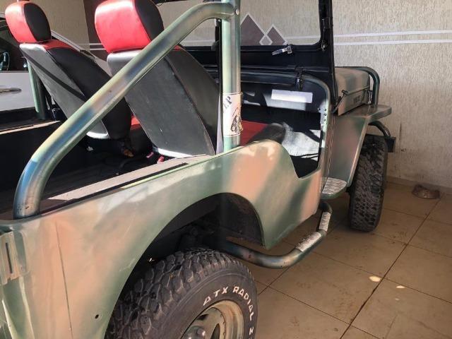 Jeep willys 1954 - Foto 4