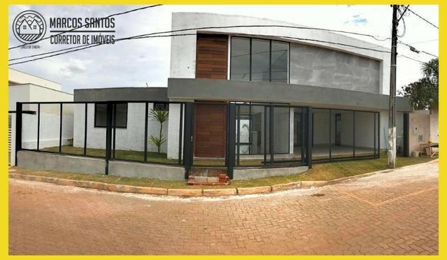 Excelente casa moderna de alto padrão em rua 05 Vicente Pires