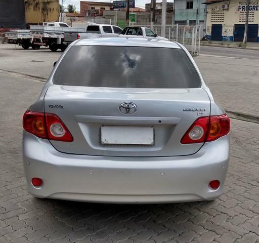Toyota Corolla Xei 1.8 Automático 2009 Blindado - Foto 6