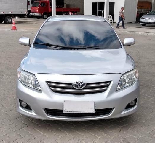 Toyota Corolla Xei 1.8 Automático 2009 Blindado - Foto 5