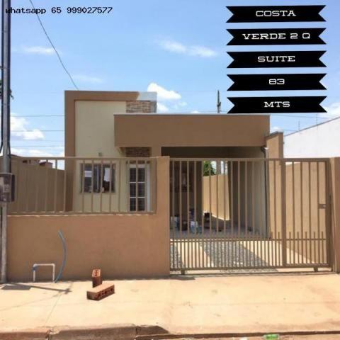 Casa para venda em várzea grande, paiaguas, 2 dormitórios, 1 suíte, 2 banheiros, 2 vagas - Foto 10