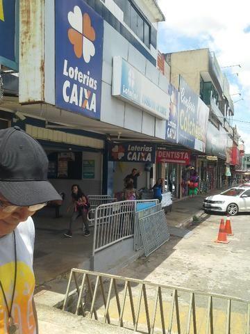 Aluguel de Salas Comerciais na Quadra Central de Santa Maria DF