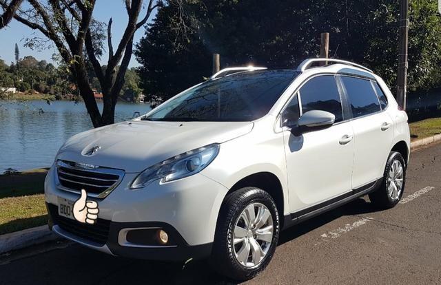 Peugeot 2008 ano 2016 (troco - valor)