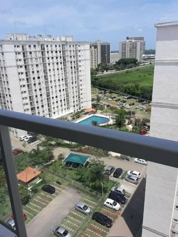 e0d3e8a04468 ML819 Vendo Apartamento condomínio Minha Praia -andar alto -2 quartos -  Foto 6