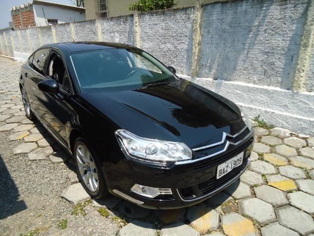 C5 Exclusive - Super Carro - Baixissima KM - Excelente estado - Top - Unico Dono - Foto 3
