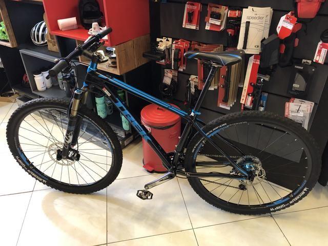 2ff6f9a97d504 Bike Trek Superfly 8 tamanho M Aro 29 - Ciclismo - Vivendas do ...