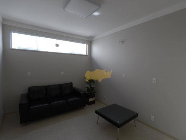 Sala para alugar, 10 m² por r$ 1.250/mês - conjunto habitacional de interesse social rio c - Foto 3
