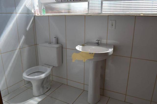 Barracão para alugar, 330 m² por r$ 4.500/mês - consolação - rio claro/sp - Foto 13