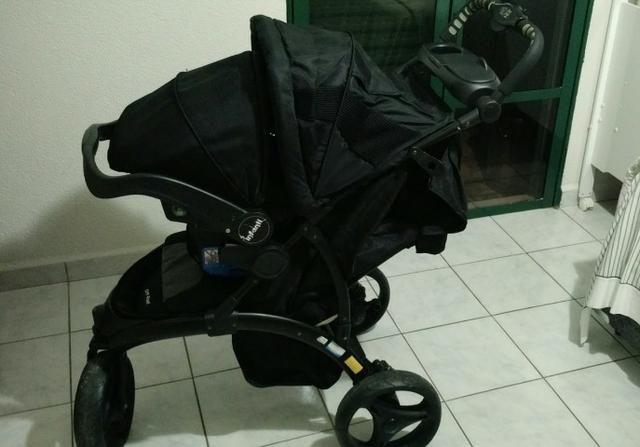 963a5da0f Carrinho Infanti - Travel System off Road com bebê conforto ...