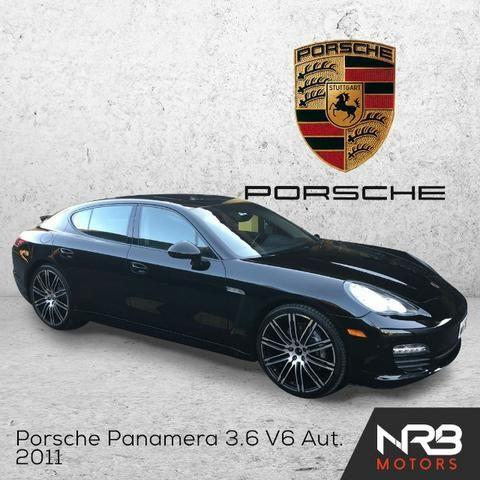 Porsche Panamera 2011 3.6 v6
