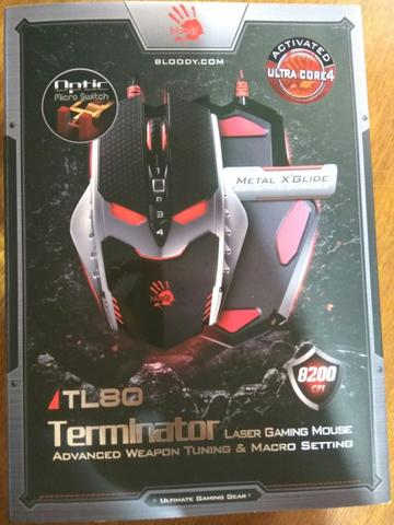 Mouse Gamer Bloody Tl80