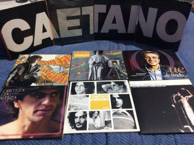 Caetano Veloso - Discografia completa (1965 à 2020) - Foto 2
